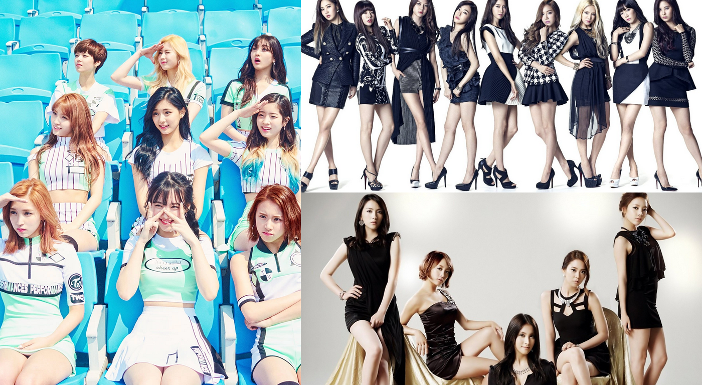 Image result for twice snsd kara