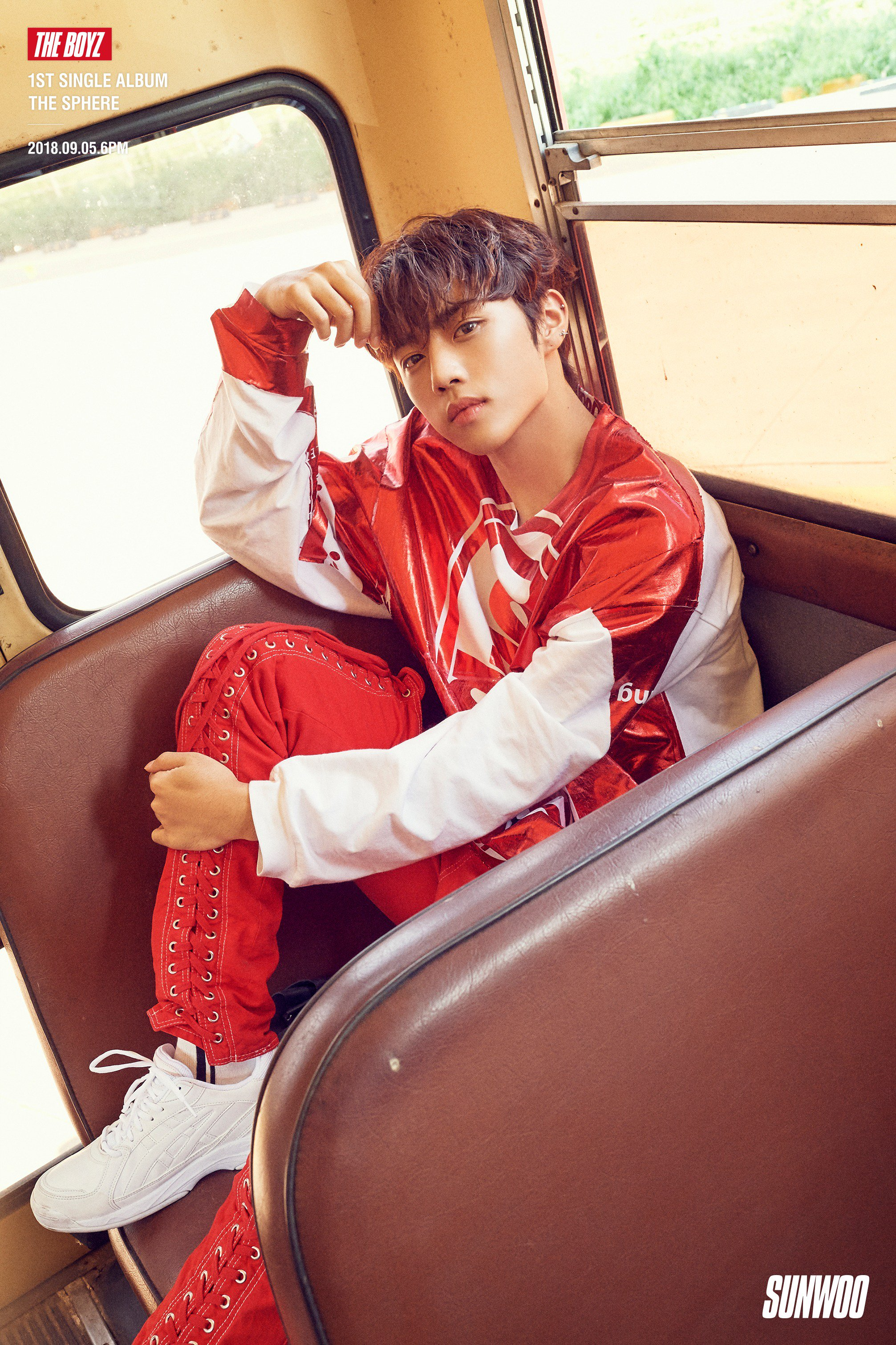 the boyz photos teasers de younghoon jacob et sunwoo