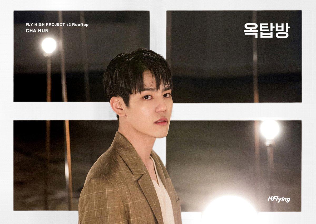 K-GENN.Flying dévoile des photos teasers pour «Rooftop»